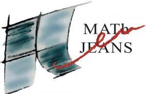 Logo Math en jeans