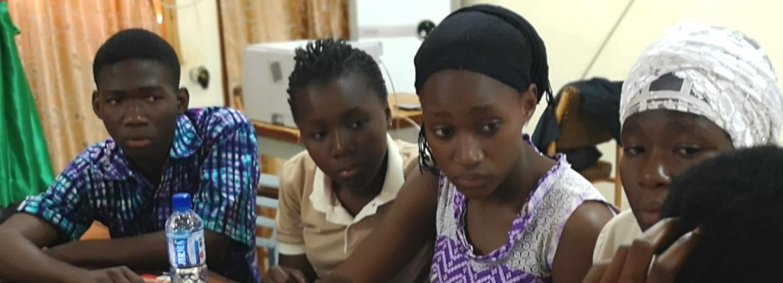 Stages de maths 2019 pour lycéens en Afrique