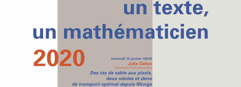 Report conférence BnF 15 janvier